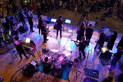 """""""Diolovuoleband"""" in concerto a Piazza Paradiso"""