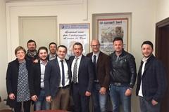 Il molfettese Petruzzella alla vice presidenza dei Giovani Imprenditori di Confartigianato Bari