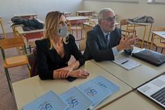 L'onorevole Grassi con il Liceo Classico di Molfetta per parlare di Finocchiaro
