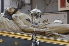 """""""Gesù Morto e deposto dalla Croce"""": l'antica funzione nella Chiesa di Santo Stefano in diretta su MolfettaViva"""