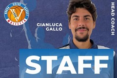 Gianluca Gallo nuovo coach della Dai Optical Virtus Molfetta