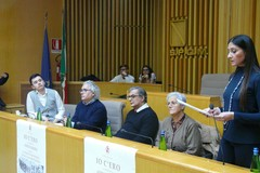 Adele Pardini ricorda a Molfetta quel 12 agosto 1944 a Sant'Anna di Stazzema
