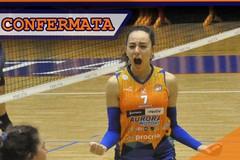 La Dinamo Molfetta rinforza il reparto centrale con Giovanna Sancilio