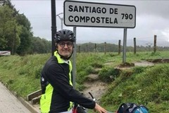 """""""Emozioni in cammino verso Santiago de Compostela"""": le racconta Giulio Pisani"""
