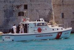 """La Guardia Costiera vicina ai """"Lavoratori del Mare"""" di Molfetta"""