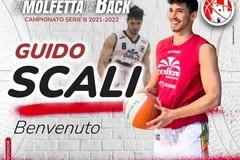 Guido Scali firma con la Pavimaro Pallacanestro Molfetta