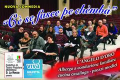 """""""Cè se fasce pe chèmbà"""": su MolfettaViva anche il collettivo teatrale """"Dino la Rocca"""""""