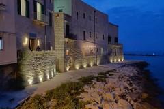 Il waterfront di Molfetta si Illumina a ridosso della Sala dei Templari