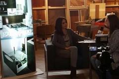 "Bullismo: Maria Grazia Cucinotta in onda da Molfetta su ""La vita in diretta"""