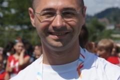 Al Professor Pietro Natalicchio la benemerenza della Federazione Ginnastica d'italia