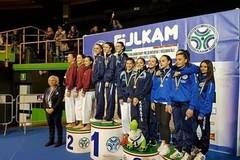 Da Molfetta agli Europei in Kosovo: Dalila Raguseo di bronzo ai campionati di Karate
