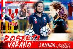 Roberta Varano è il vice allenatore della Femminile Molfetta
