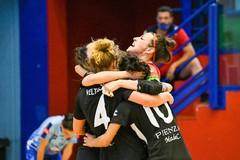 La Femminile Molfetta vince l'andata della semifinale play-off promozione