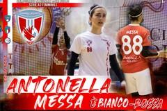 La Femminile Molfetta conferma Antonella Messa per la nuova stagione
