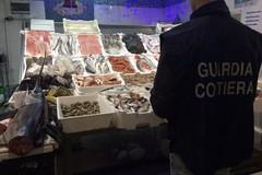 Prodotti ittici privi di tracciabilità: sequestrati 60 chili