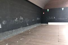 Anfieteatro di Ponente: vandali in azione - LE FOTO