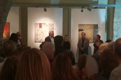 Inaugurata la mostra in onore di Claudio Rizzi - LE FOTO