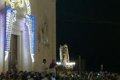 """La Madonna dei Martiri è in Basilica. Finita la """"fiera"""" a Molfetta"""