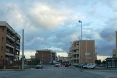 Via Corrado Salvemini, Multiservizi a lavoro per la realizzazione della rotatoria
