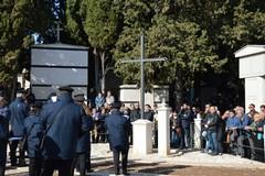 Benedetto il nuovo campo di inumazione per l'Arciconfraternita della Morte nel Cimitero - LE FOTO