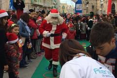 """Primo weekend di dicembre, a Molfetta è già natale con """"Corri con Santa Claus"""""""