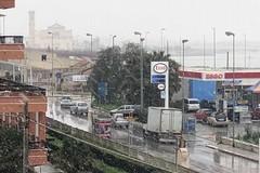 E' arrivato l'inverno: brutto tempo su Molfetta anche nei prossimi giorni