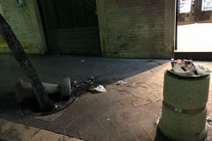 """Ragazzini ubriachi, schiamazzi e danni: l'altra faccia della """"nottata"""" tra il Giovedì e il Venerdì Santo"""