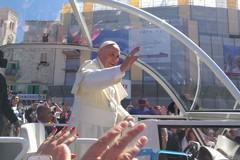 20 aprile 2018: un anno fa la visita di Papa Francesco a Molfetta nel segno di Don Tonino
