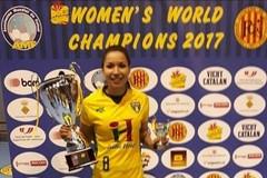 La Futsal Molfetta batte il colpo Ellen Castro