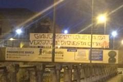 A Molfetta tifosi contro Cosmo Giancaspro e Mauro Lanza