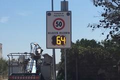 Sicurezza stradale: attivi i rilevatori di velocità sulla Molfetta-Giovinazzo