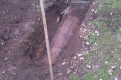Al Cimitero di Molfetta le tombe sono scoperte?