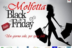 Il black friday a Molfetta riunisce le associazioni di commercianti e imprenditori