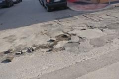 """""""Piano strade"""" a Molfetta, alle ore 12 di oggi scaduto il termine per la gara d'appalto"""