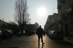 Incidente su Corso Fornari: una persona in ospedale e traffico deviato