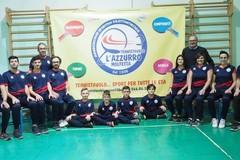 Weekend di gare per l'ASD Tennistavolo L'Azzurro Molfetta: il resoconto