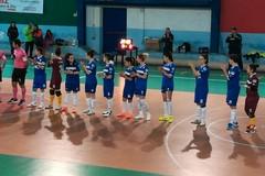 Futsal Molfetta, vittoria all'ultimo respiro contro il Fulgor Octajano