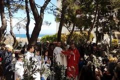 In mattinata benedizione delle Palme, questa sera concerto di marce funebri nella Chiesa del Purgatorio