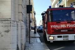 Molfetta, odore di gas dalla Chiesa di Santa Teresa: verifiche dei Vigili del Fuoco