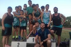 """Gli atleti di """"AllenaMenti Molfetta"""" campioni regionali di società under 14"""