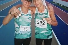 Associazione AllenaMenti, gli atleti Sgherza e Corrieri alle finali nazionali