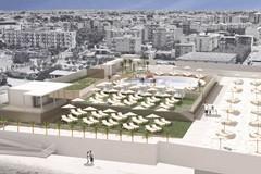 """Come sarà la """"nuova"""" piscina comunale di Molfetta"""
