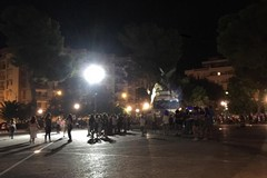 La Samara Challenge a Molfetta? Attimi di tensione e disordine nella Villa Comunale