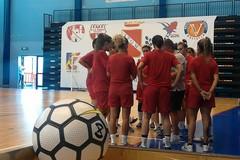 La Femminile Molfetta vince e si qualifica al primo turno di Coppa Italia