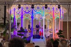 Con l'energia di Tony Esposito Molfetta chiude la Festa Patronale