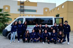 Prima vittoria stagionale per la Nox femminile Molfetta a Canosa