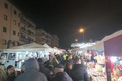 Molfetta si ritrova nel mercatino di San Nicola