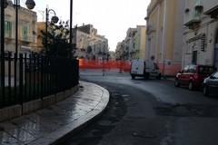 Da domani la ripresa dei lavori in Piazza Immacolata a Molfetta