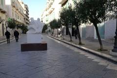 Le opere del Simposio Internazionale di scultura abbelliscono Molfetta