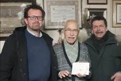 Antonio Sallustio compie 100 anni. Per anni professore al Liceo Classico di Molfetta